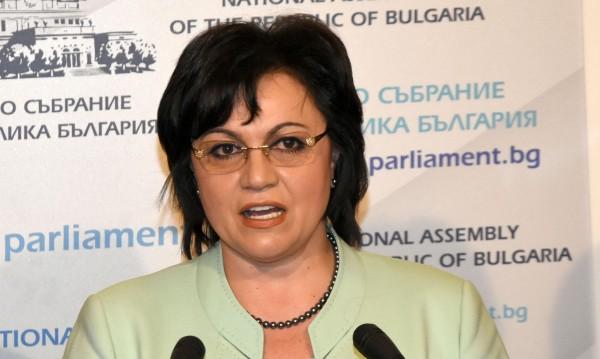 БСП: Борисов е виновен войната на пътя, той ги строи!