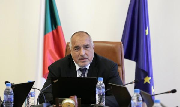 Борисов отново нареди: Без строителство на Силистар!