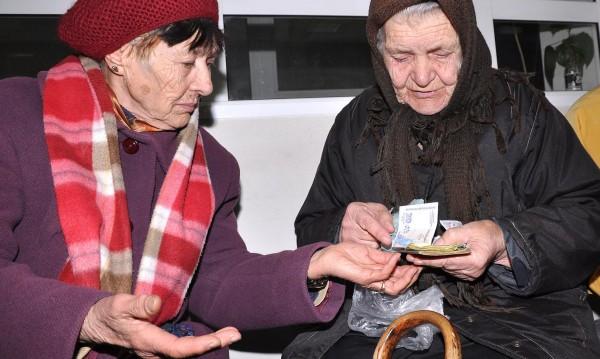 Богатите български пенсионери! В София бабите взимат над €200