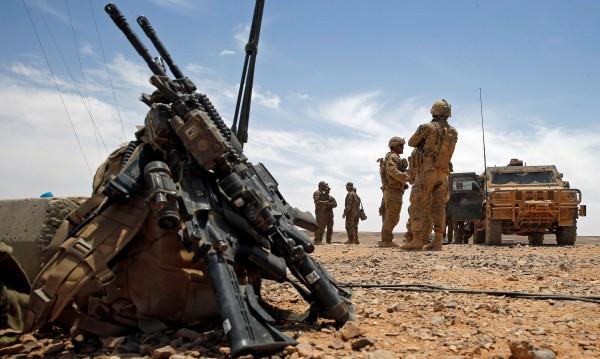 """Ще има ли НАТО арабска """"дъщеря""""?"""