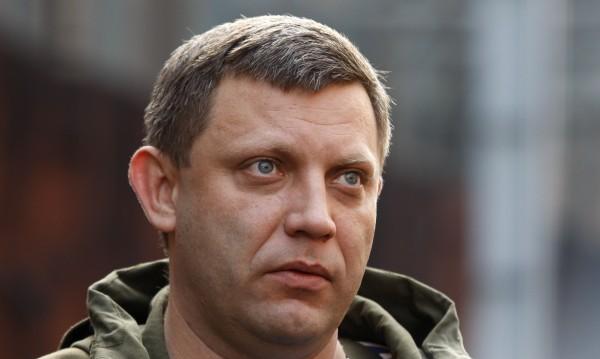 """""""Президентът"""" на Донецка народна република е убит"""