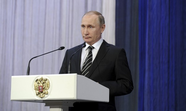 Путин не обвини Украйна за убийството на Захарченко