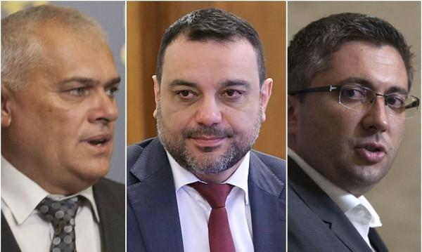 Оставките на министрите – с един куршум няколко (3) заека!