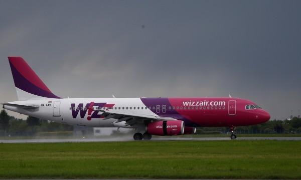 Wizz Air спира полети от София до Варна