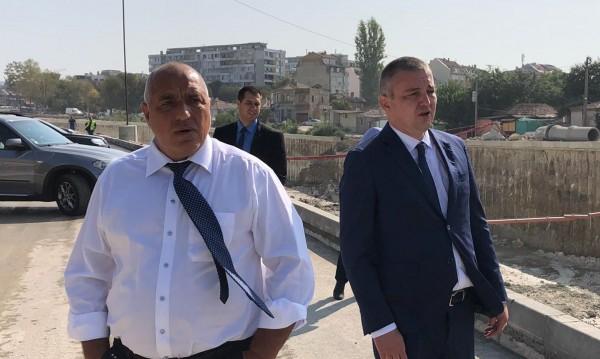 Борисов: Показваме как се пази границата на ЕС