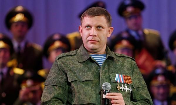 В Донецк: Убит е не само Захарченко, а и бодигарда му