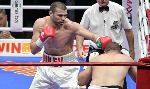 Тервел Пулев излиза за евро титлата срещу аржентинец