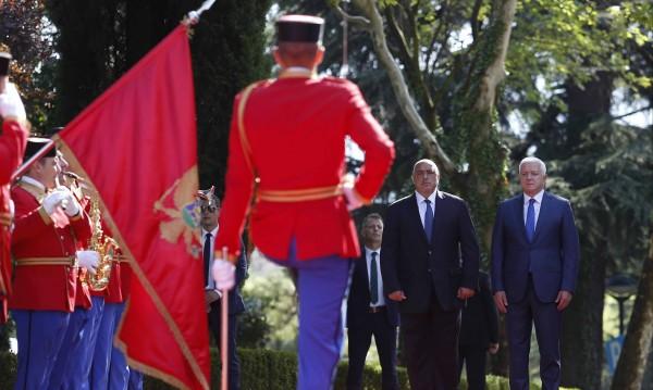 """Борисов поиска Балканите да станат """"мощна икономическа зона""""!"""
