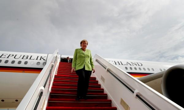 Мигрантският проблем... И жената в основата – Меркел