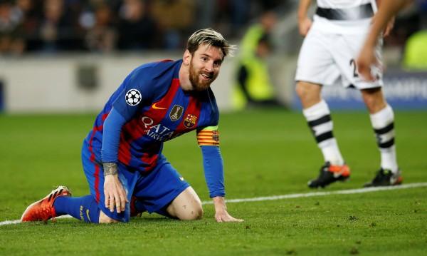 Меси аут, няма го в Топ 3 за играч на ФИФА