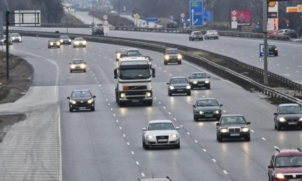 Нова наредба: Скоростта по магистрали може да е и до 100 км/ч