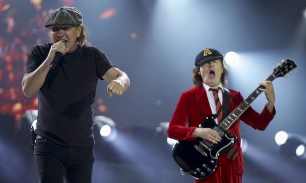 Да живее рокът: AC/DC ще разтърсят с нов албум