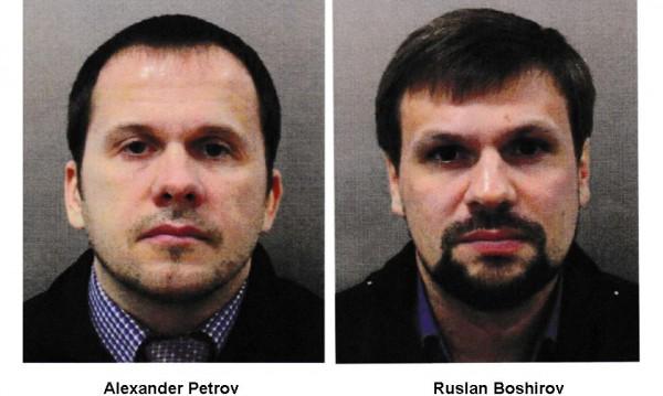 Лондон обвини руснаци за отравянето на Скрипал