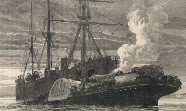 Забравената трагедия в Темза: Един потънал кораб и стотици разбити семейства