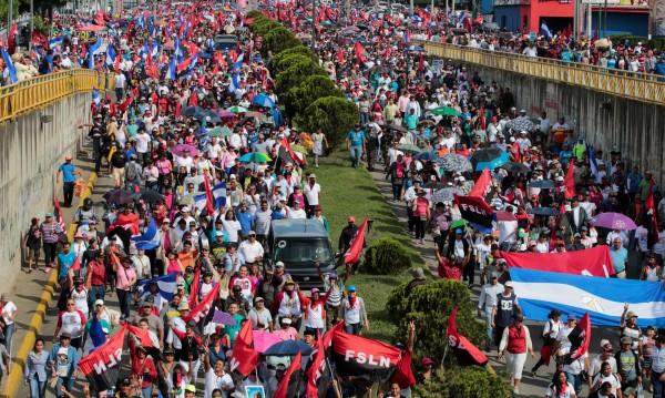 САЩ предупреждава: Никарагуа – по пътя на Сирия!