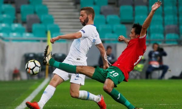 България надви Словения с 2:1 в Лигата на нациите