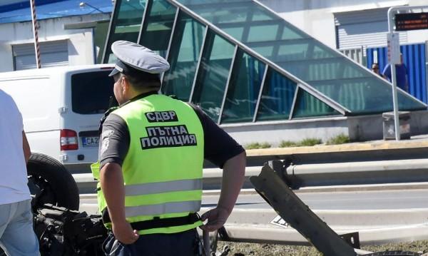 Тол полиция следи по пътищата за платена такса