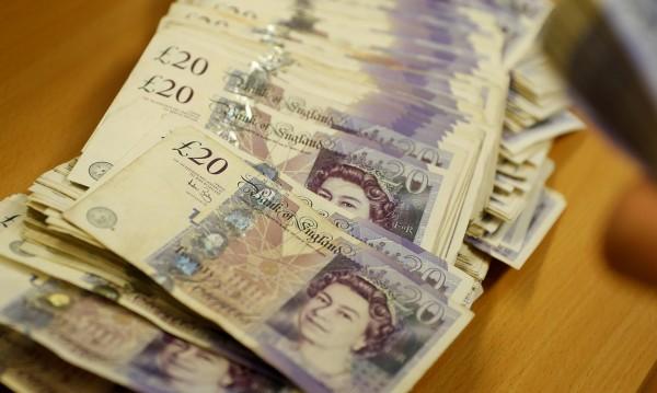 Началото на края на парите в брой настъпи в Лондон