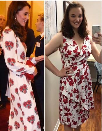 Мания: Да се обличаш като Кейт Мидълтън!?