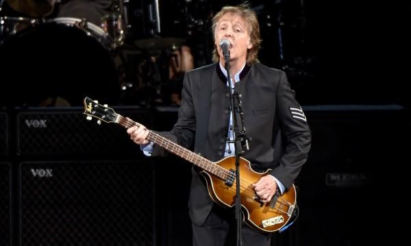 Пол Маккартни изнесе концерт в нюйоркското метро