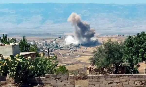 Планирали инсценировка на химическа атака в Сирия