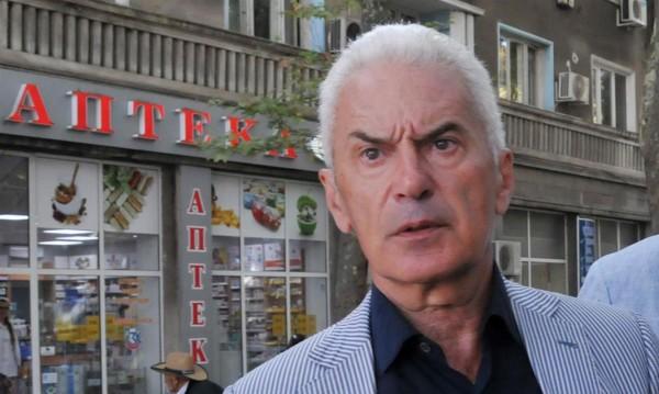 Сидеров съзря заговор срещу премиера... И ще питам: Шеф ли съм на ПГ?