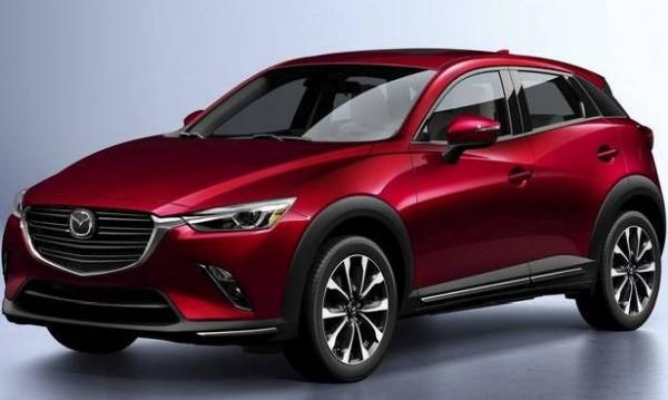 Mazda CX-3 става все по-голям