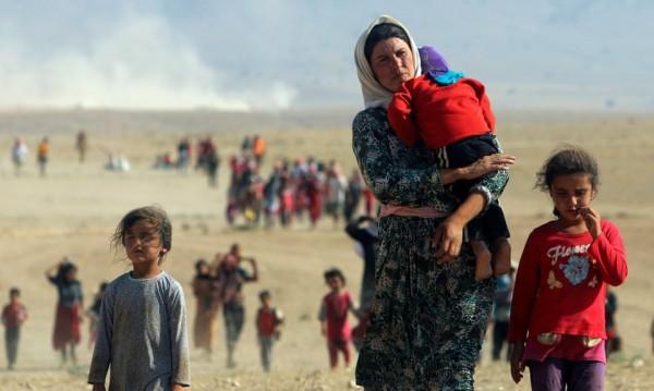 Робите на ИДИЛ: Дългият и мъчителен път на жените язиди