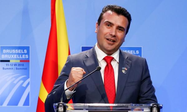 Заев: С договора Гърция призна македонската идентичност!
