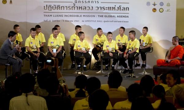 """""""Пещерата"""" – филм за 12-те спасени деца в Тайланд"""