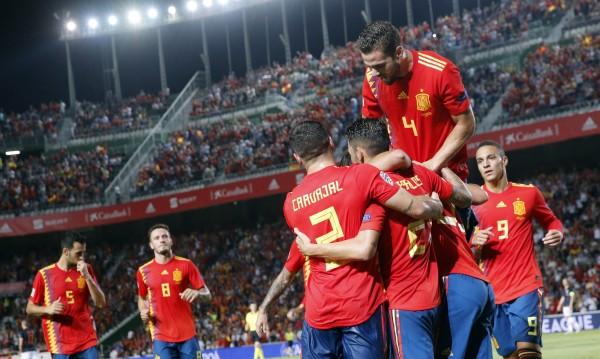 Испания разби световния вицешампион Хърватия с 6:0