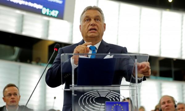"""Ядреното копче"" за Унгария натиснато! Орбан остава без евроглас"