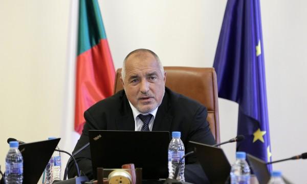 Премиерът Бойко Борисов ще води делегация в САЩ
