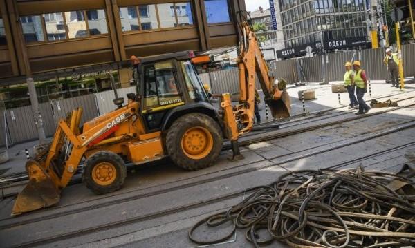 """До началото на ноември: Пускат трамваите по """"Графа""""!"""