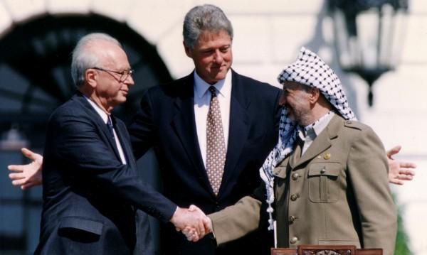 25 години след споразуменията от Осло надеждите за мир са спомен