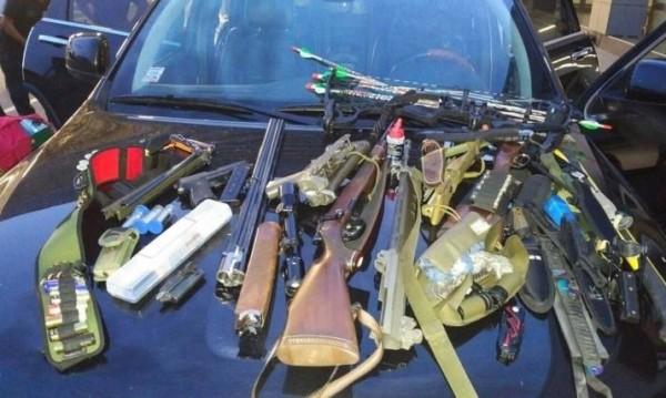На границата – швейцарец, кола с оръжия, към Идлиб