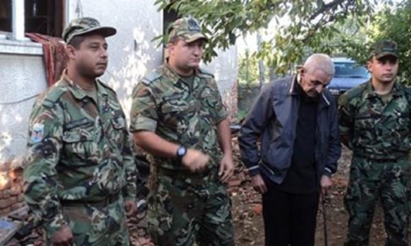 Добрата новина днес: Военните, които спасиха от огъня Бай Георги