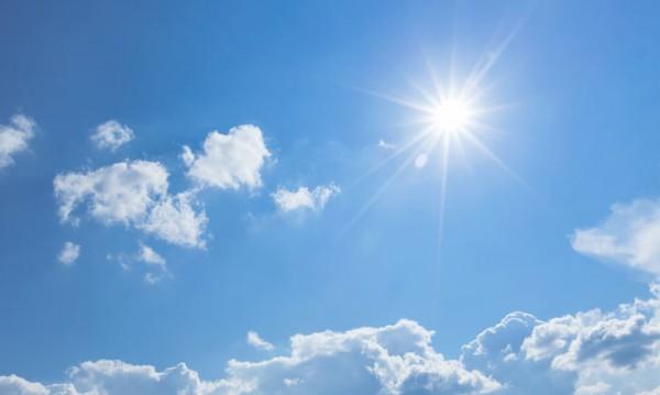 Петъкът – слънчев, с температури до 30°С