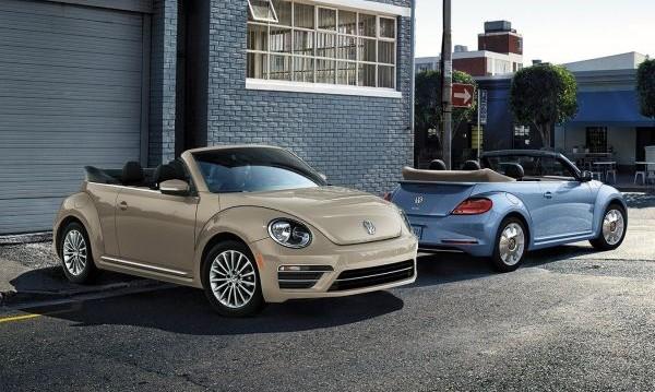 VW обяви кога праща Beetle в историята