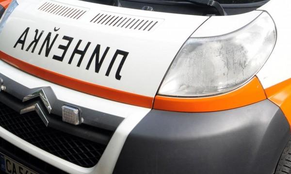 Моторист загина при катастрофа в центъра на Враца
