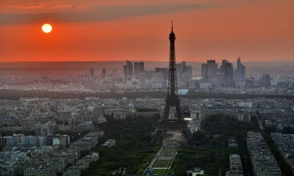 Ден без автомобили: Улиците на Париж - за пешеходците