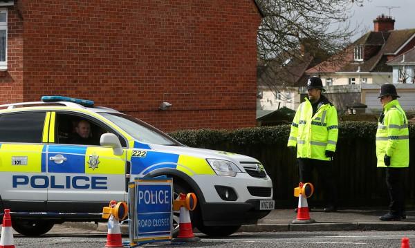 Инцидент в ресторант в Солсбъри, полицията проверява