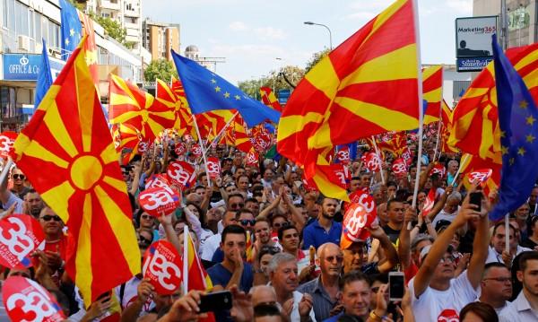 Русия и Западът в люта битка на Балканите – за Македония