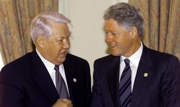 Елцин към Клинтън: Защо просто не дадеш Европа на Русия?