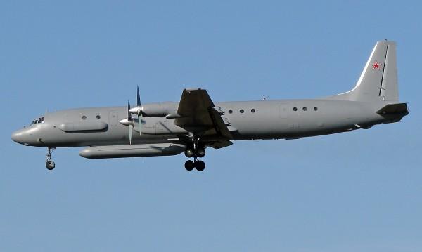 Руски военен самолет Ил-20 изчезна над Средиземно море