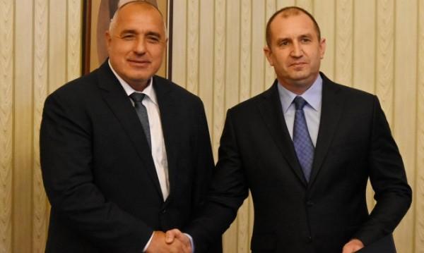 """Указът """"Маринов"""": Напрежение по оста премиер – президент!"""