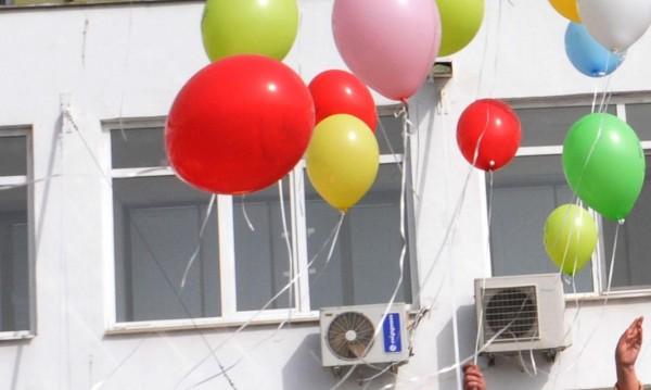 Балони с райски газ за първия звънец в Златоград