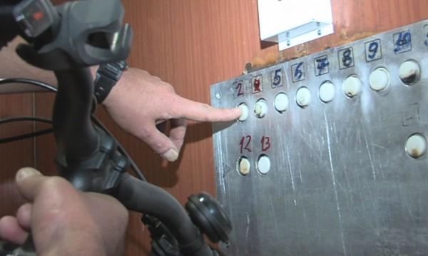 Нелепи обстоятелства с колело, нелепа смърт в... асансьора