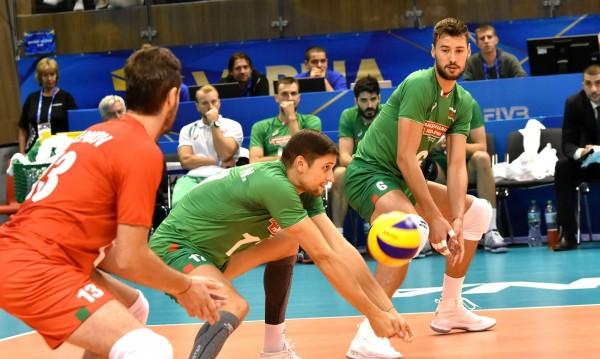 Започваме с Иран волейболните битки в София