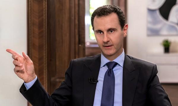Асад изпрати съболезнования на Путин за сваления ИЛ-20